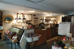 A Wider View of the Front Counter and Our Bakery.