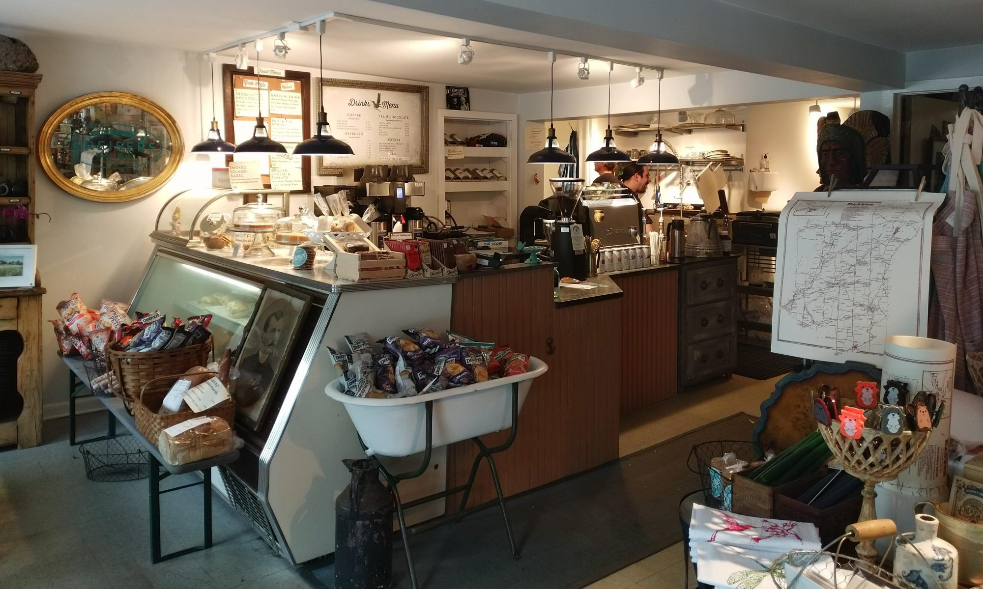 Greiser's Coffee & Market